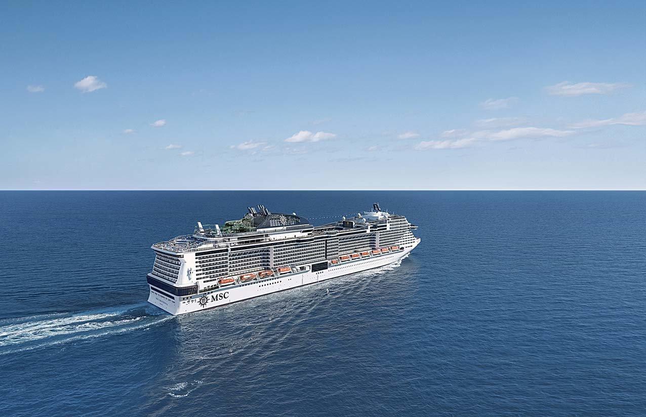 MSC Cruceros ofrecerá vuelos directos de Valencia a ...