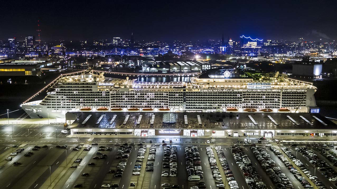 MSC Grandiosa emprende su viaje inaugural – Gaceta del Turismo